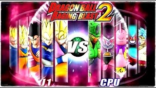 Dragon Ball Raging Blast 2 GAMEPLAY PEDIDO 1