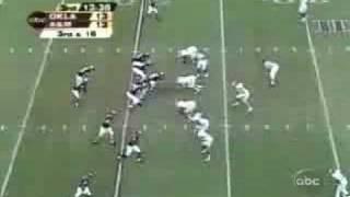 Texas A&M over OU - 2002