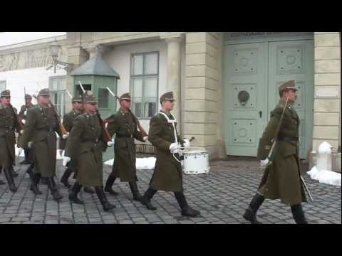 Guards of the Office of the President of Hungary