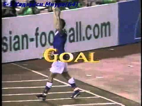 QWC 1998 Japan vs. Uzbekistan 6-3 (07.09.1997)