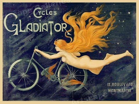100 Art Nouveau Posters and Advertising
