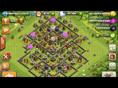 Sell Clash Of Clans 35$ .លក់clash Of Clans