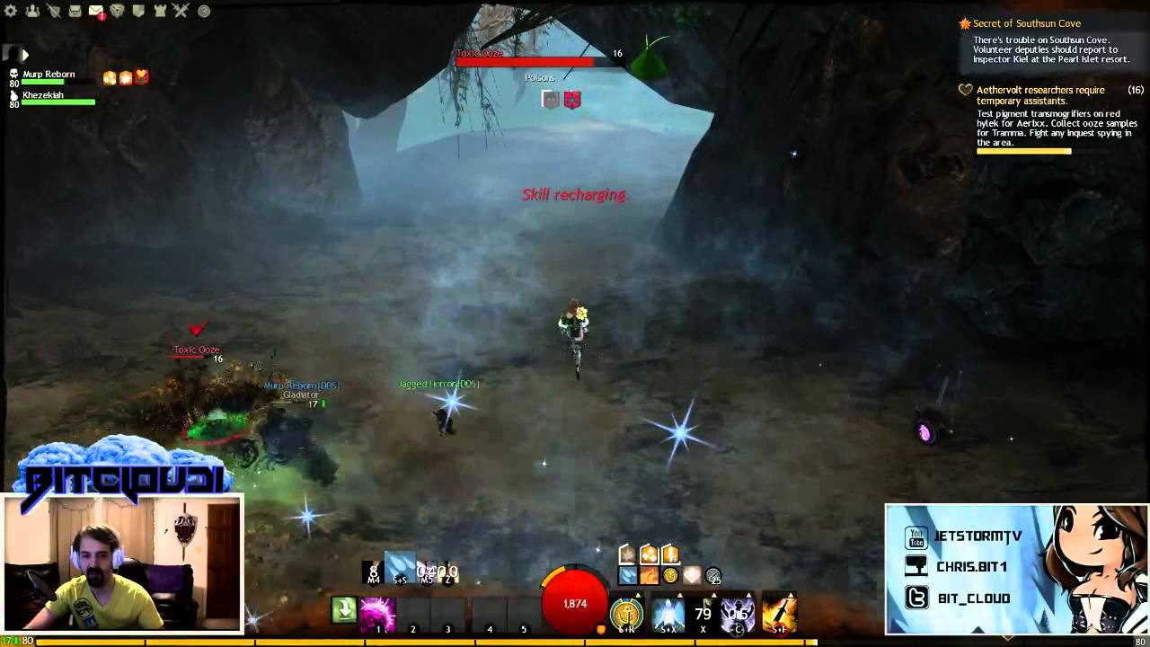 Guild Wars 2 - Gift of Exploration? Who needs it. - YouTube