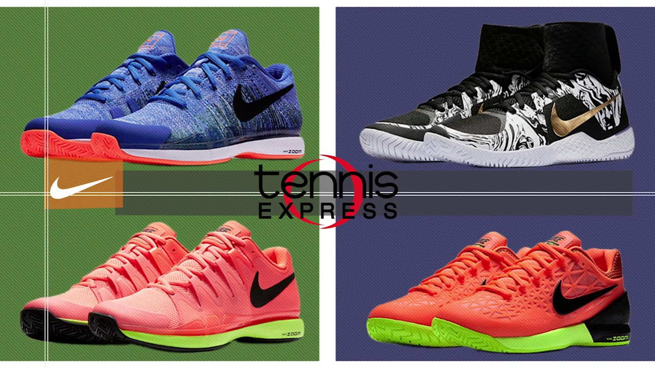 New Nike Spring 2017 Tennis Collection | 30 Sec Commercial