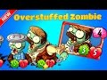 Plants vs. Zombies Heroes New Overstuffed Zombie Card