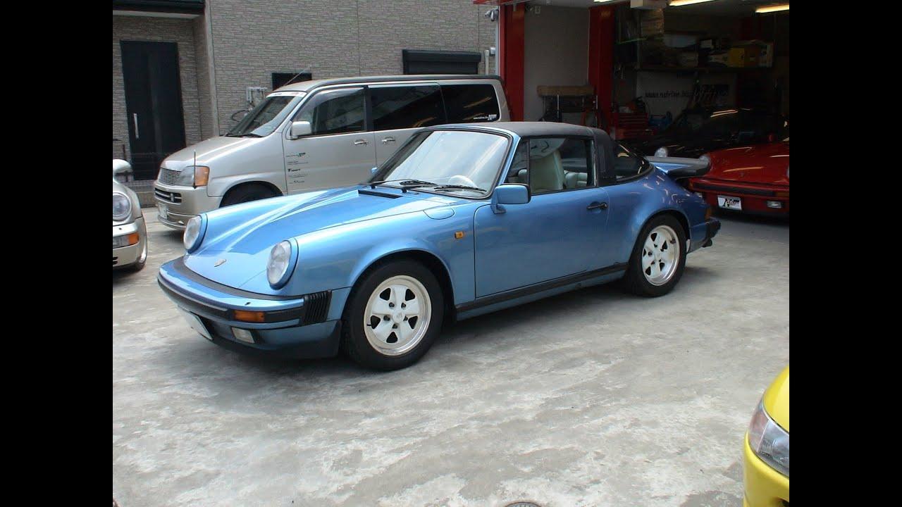 Porsche carerra targa930 1986 youtube porsche carerra targa930 1986 vanachro Gallery