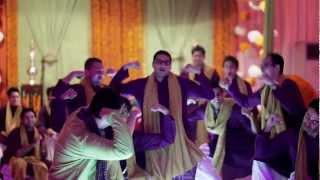 Sidra & Uzair   Mehndi Experience