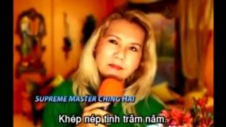 NHẠC  MƠ CHIỀU -  CHING HAI hát tiếng Việt =765