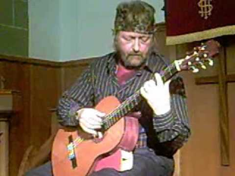 JOHN ROGERS plays YASMINA written by himself.wmv