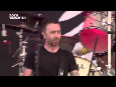 Rise Against live from Rock Werchter 2015 full show