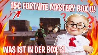 25€ FORTNITE MYSTERY BOX OPENING !!! 😱 EXTREM SELTENE WAFFEN 🎃😂 - Fortnite Rette die Welt