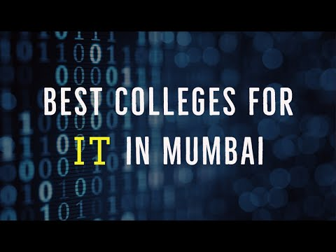 Top 10 Colleges For Information Technology | Mumbai