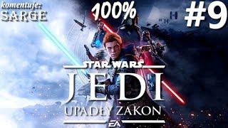 Zagrajmy w Star Wars Jedi: Upadły Zakon PL (100%) odc. 9 - AT-ST BOSS