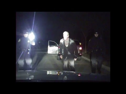 Dash cam video released of Colts owner Jim Irsay's March arrest