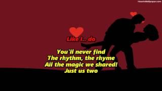 You'll Never Find - (HD Karaoke) Lou Rawls