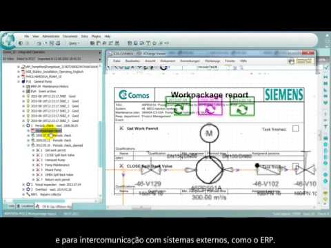 Integrated Operations with COMOS Walkinside