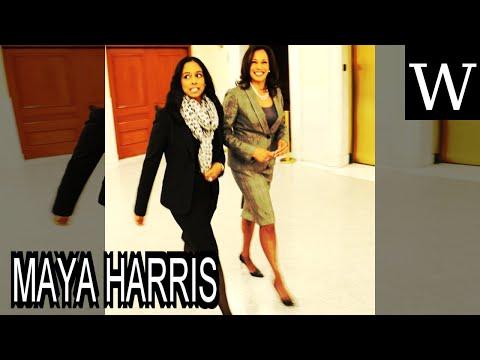MAYA HARRIS - WikiVidi Documentary