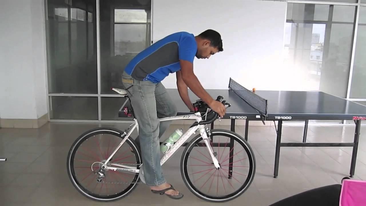 MozTalks 010 Howto choose your proper road bike size - simplistic ...
