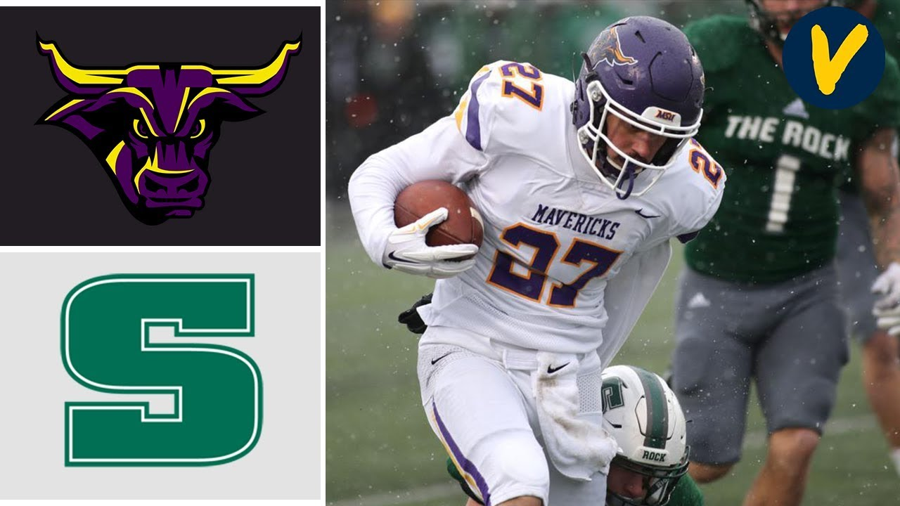 Minnesota State vs Slippery Rock Highlights | 2019 D2 Playoffs Semi-Finals