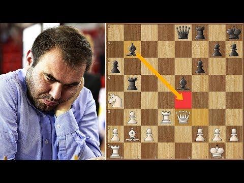 Complete Madness | Aronian vs Mamedyarov | Batumi Chess Olympiad (2018)