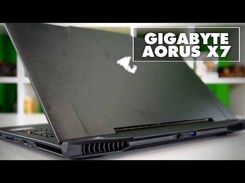 Notebook gaming ultrasottile con GTX 1070 | Gigabyte AORUS X7