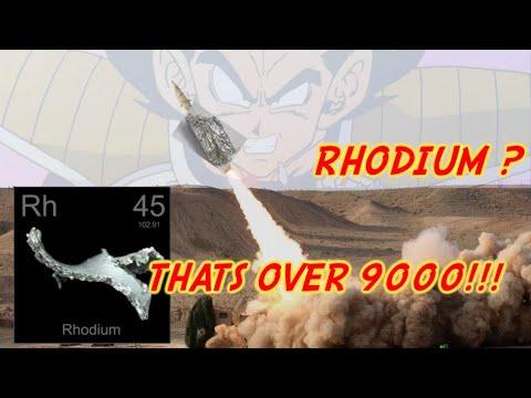 RHODIUM Price OVER $9000!!! News & Update On Rhodium Investment THE BITCOIN OF PRECIOUS METALS ?