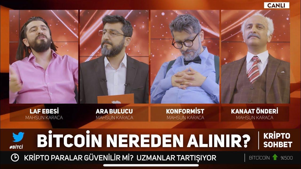 YASAKLANAN BİTCİ.COM TV REKLAMI - Röportaj Adam
