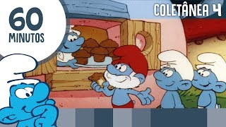 60 Minutos de Smurfs • Coletânea 4 • Os Smurfs