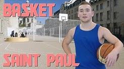 UNE APREME BASKET A SAINT PAUL PARIS!
