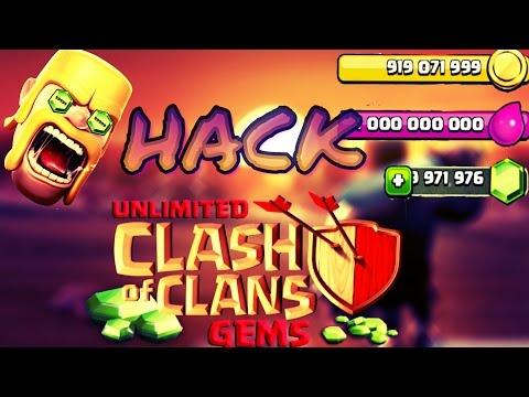 Clash Of Clans Hack Mod 2017