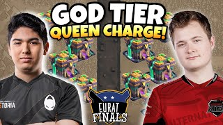 These PROs can Queen Charge ANY BASE! EURAT GRAND FINALS | Clash of Clans eSports