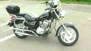 Обзор Lifan 250 от Корсар | мотоциклы малокубатурные
