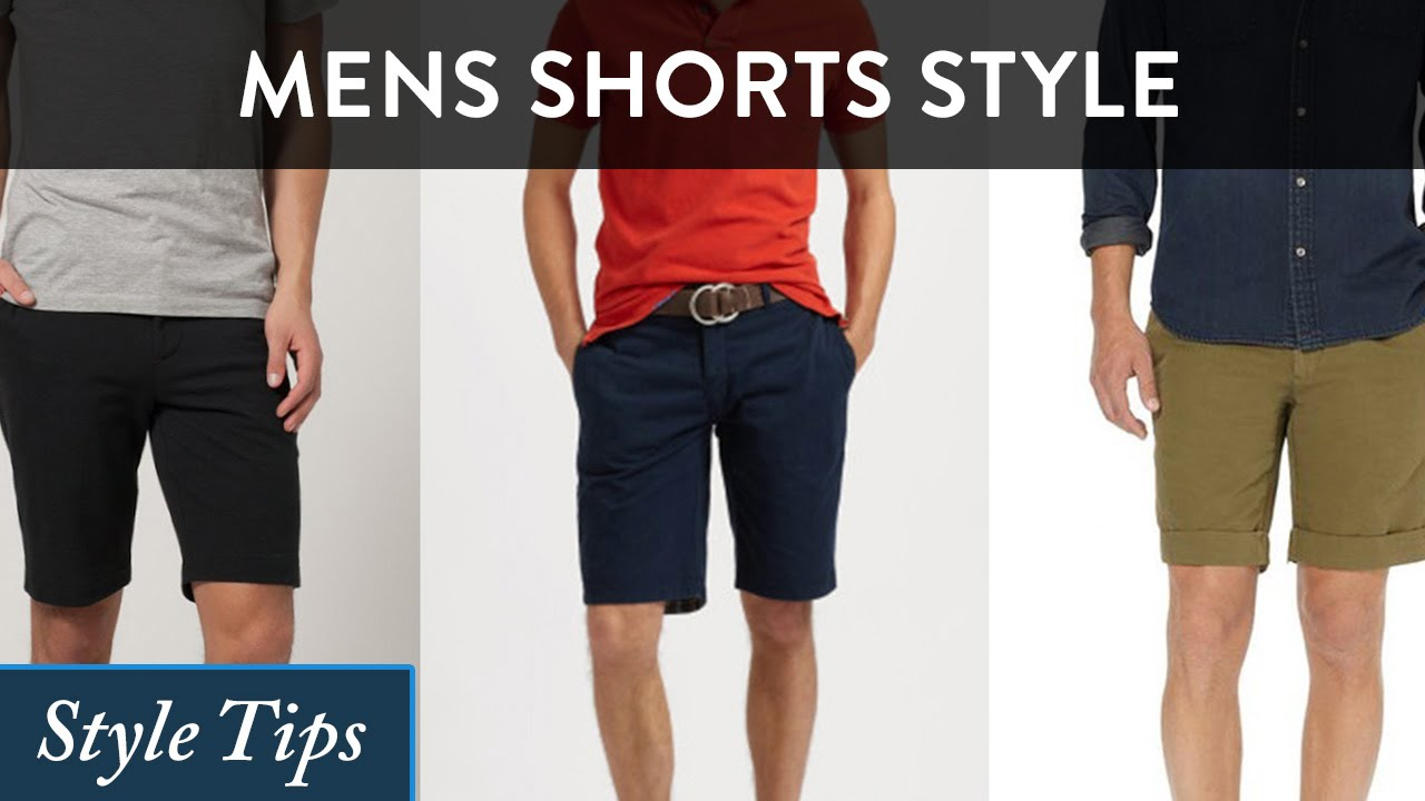 Shoes to wear with shorts male