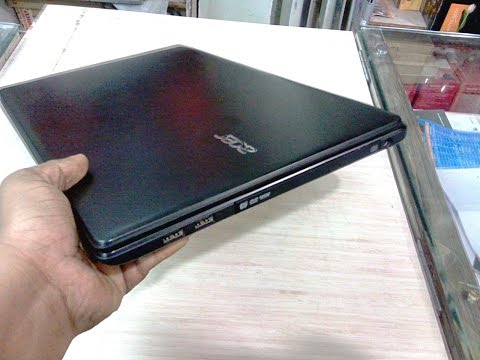 Budget Core i3 Laptop Acer Aspire E5-571 Review & Hands On