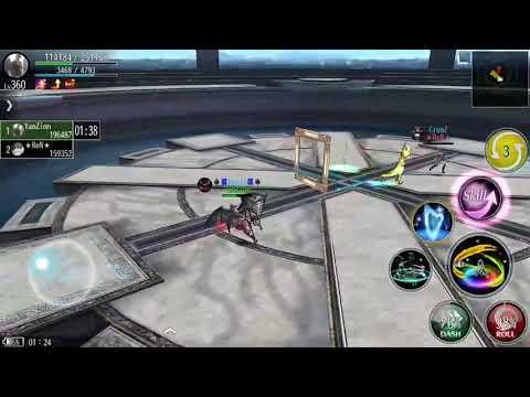 League Fast/ YanZinn Elaim/ 5 Kill Consecutive/ Avabel Online