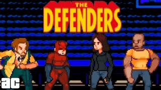 Are Marvel's Defenders A Bunch Of Cry Babies? | Animated Parodies
