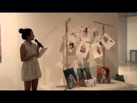 Year 12 Persepectives Artist Talks: Amber Tang - H...