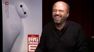 "Scott Adsit ""Baymax"" Interview - Big Hero 6"