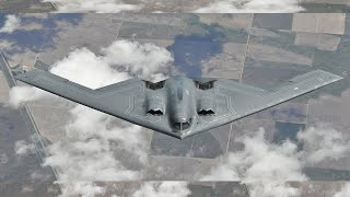 B-2 «Стелс» на войне (в действии) / B-2 Stealth at War