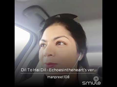 Dil to hai Dil karaoke for duet