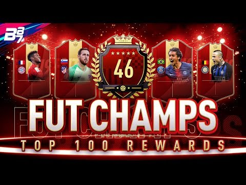 46TH IN THE WORLD FUT CHAMPIONS REWARDS! PRIME ICON IN A PACK! | FIFA 19 ULTIMATE TEAM thumbnail