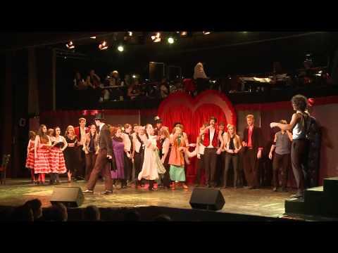 Musical Fever - Moulin Rouge (Short)