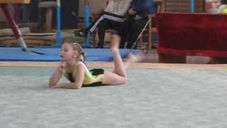 Костикова Олеся(2002) Спортивная гимнастика.