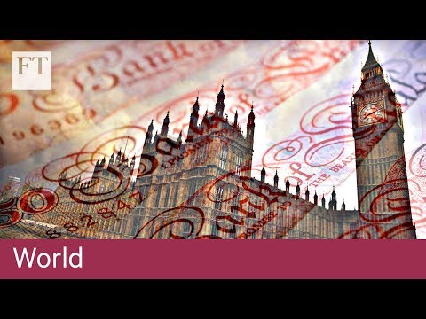 UK wants to cash in 1928 national debt fund