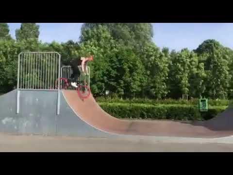 Skatepark Herzele Youtube