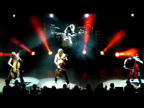Apocalyptica - Farewell (Live HD) - Guadalajara 2012