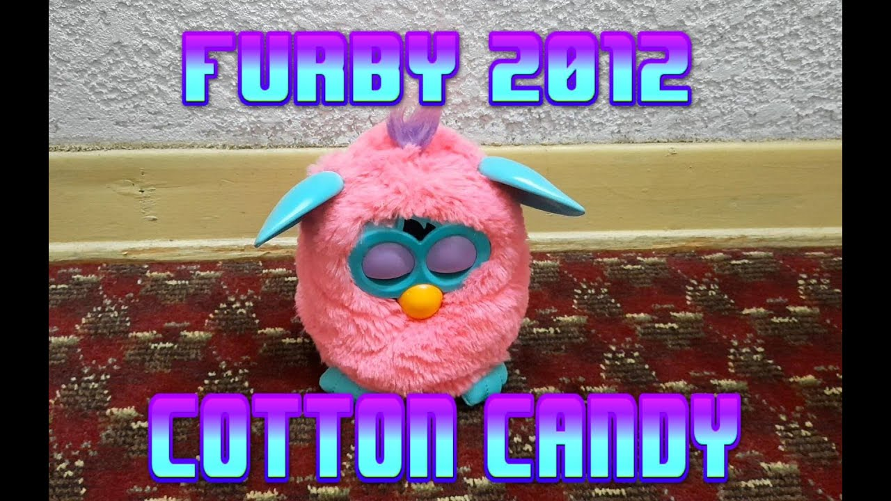 Furby 2012 | Cotton Candy | Review