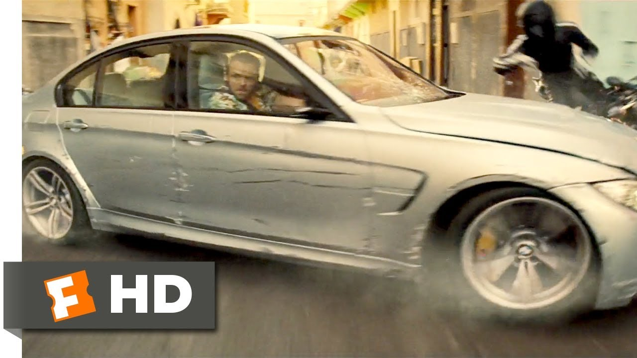 Mission Impossible  Car Chase