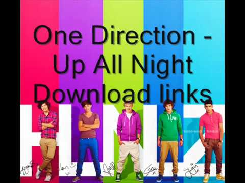 One Direction - Up All Night Album (DELUXE) Download links