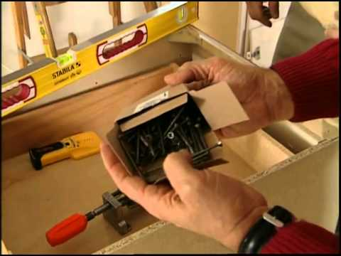 Installing Solid Maple Kitchen Cabinets